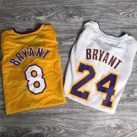 f8e0eea2af2 adidas Shirts | Vtg Men L Champion La Lakers Kobe Jerseys | Poshmark